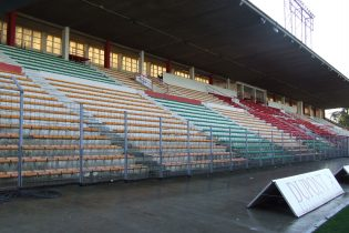 Valenciennes FC (voormalig) - Stade Nungesser (2)